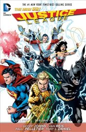 Justice League Volume 3: Throne of Atlantis - Johns, Geoff