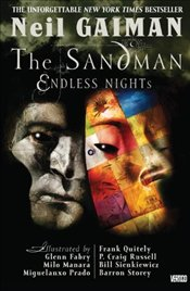 Sandman : Endless Nights / New Edition - Gaiman, Neil