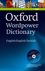 Oxford Wordpower Dictionary English-English-Turkish 2e -