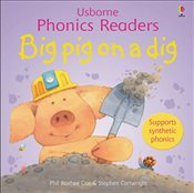 Big Pig on a Dig : Phonics Readers - Cox, Phil Roxbee