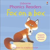 Fox on a Box : Phonics Readers - Cox, Phil Roxbee