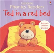 Ted in a Red Bed : Phonics Readers - Cox, Phil Roxbee