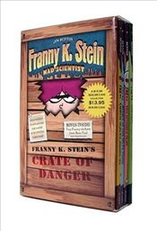 Franny K. Steins Crate of Danger : Boxed Set - Benton, Jim