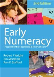 Early Numeracy : Assessment for Teaching and Intervention - Wright, Robert J.