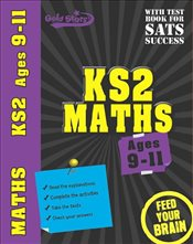 Gold Stars KS2 Workbooks Age 9-11 Maths - Stars, Gold