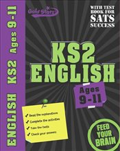 Gold Stars KS2 Workbooks Age 9-11 English - Stars, Gold