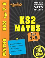 Gold Stars KS2 Workbooks Age 7-9 Maths - Stars, Gold