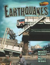 Earthquakes (Disasters Up Close) - Woods, Michael