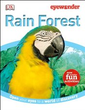 Rain Forest : Eye Wonder - Greenwood, Elinor