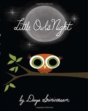 Little Owls Night - Srinivasan, Divya