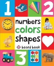 Numbers, Colors, Shapes -