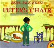 Peters Chair (Picture Puffin Books) - Keats, Ezra Jack