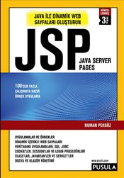 JSP Java Server Pages - Pekgöz, Numan
