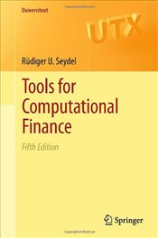 Tools for Computational Finance  - Seydel, Rüdiger U.