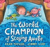 World Champion of Staying Awake - Taylor, Sean