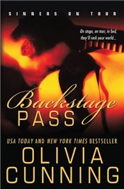 Backstage Pass : Sinners on Tour - Cunning, Olivia