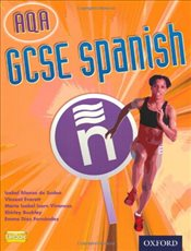 GCSE Spanish for AQA Students Book - Sudea, Isabel Alonso de