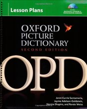 Oxford Picture Dictionary Lesson Plans : Instructor Planning Resource - Santamaria, Jenni Currie
