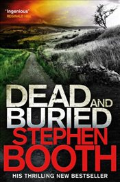 Dead And Buried (Cooper and Fry) - BOOTH, STEPHEN