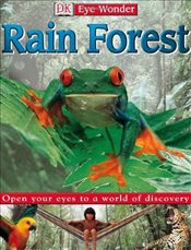 Rain Forest -DK - Eye Wonder - Greenwood, Elinor