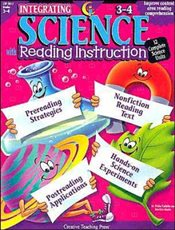 Integrating Science with Reading Instruction : Hands-On Science Units Combined (#2815) - Callella, Trisha