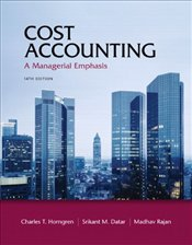 Cost Accounting - Horngren, Charles T.