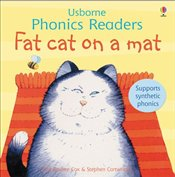 Fat Cat on a Mat (Phonics Readers) - Cox, Phil Roxbee