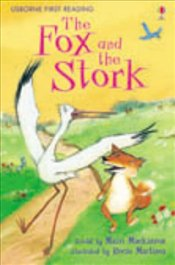 Fox and the Stork (First Reading Level 1)  -