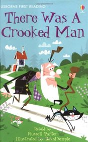 There Was a Crooked Man (First Reading Level 2) - Punter, Russell