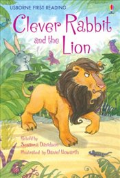 Clever Rabbit and the Lion (First Reading Level 2)  - Davidson, Susanna