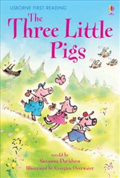 Three Little Pigs (First Reading Level 3) - Davidson, Susanna