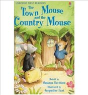 Town Mouse and the Country Mouse ( First Reading Level 4) - Davidson, Susanna