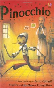 Pinocchio: Gift Edition (Young reading Level 2) - Daynes, Katie