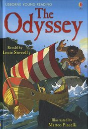 Odyssey (Young Reading Level 3) - Stowell, Louie