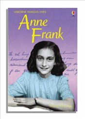 Anne Frank (Famous Lives) (young reading level 3) - Davidson, Susanna