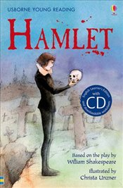 Hamlet + CD - English Learners Editions - Advanced (1500 - 2500 words) - Stowell, Louie