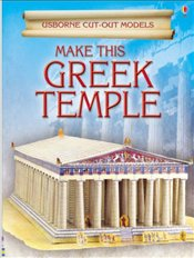 Make This Greek Temple (Usborne Cut-out Models) - Ashman, Iain