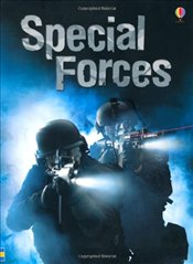 Special Forces (Usborne Beginners Plus) - Brook, Henry