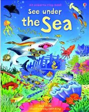 Under the Sea With Over 80 Flaps to Lift - Daynes, Kate