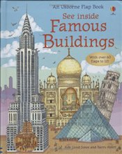 See Inside Famous Buildings (Usborne See Inside) - Jones, Rob Lloyd