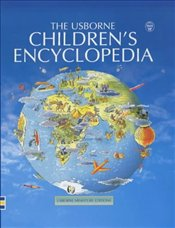 Mini Childrens Encyclopedia (Mini Usborne Classics) - Elliott, Jane