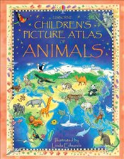 Childrens Picture Atlas of Animals - Maskell, Hazel