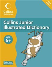 Collins Primary Dictionaries - Collins Junior Illustrated Dictionary - Goldsmith, Evelyn