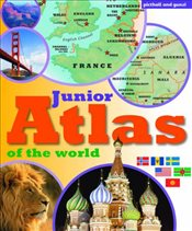 Junior Atlas Of The World - Picthall, Chez