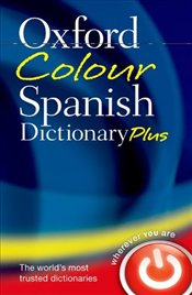 Oxford Colour Spanish Dictionary Plus - Dictionary, Oxford