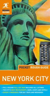 New York City : Pocket Rough Guide   - Dunford, Martin