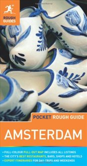 Amsterdam : Pocket Rough Guide  - Dunford, Martin