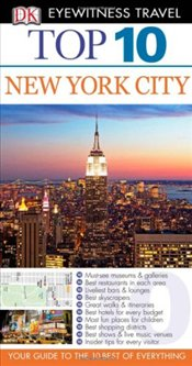 Top 10 New York City [With Pull-Out Map and Guide] - Berman, Eleanor