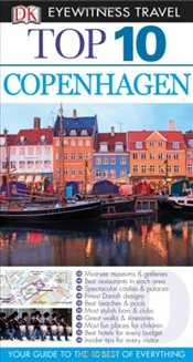 Top 10 Copenhagen [With Pull-Out Map and Guide] - Cunningham, Antonia