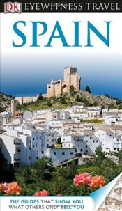 Spain : DK Eyewitness Travel Guide - Inman, Nick